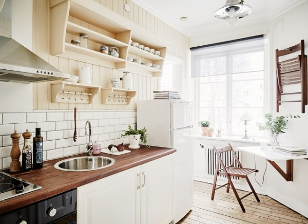 Comment aménager une petite cuisine ?