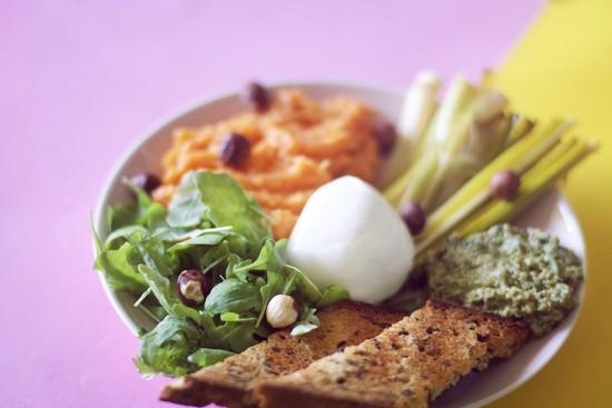 La santé est dans l'assiette : mangez vegan !