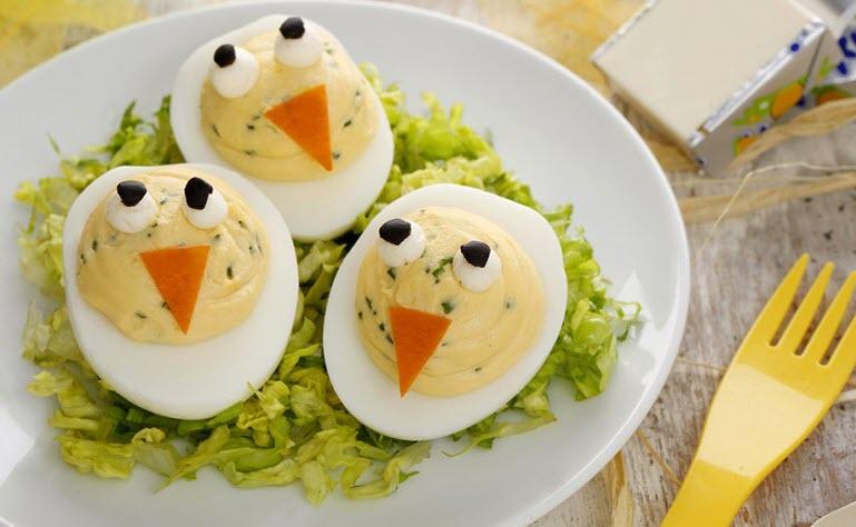 Les recettes de repas pour les enfants
