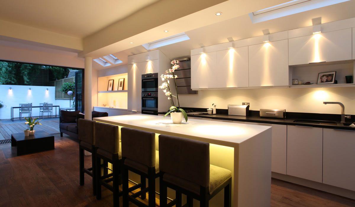 luminaire interieur cuisine