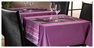 Comment choisir sa nappe de table ?