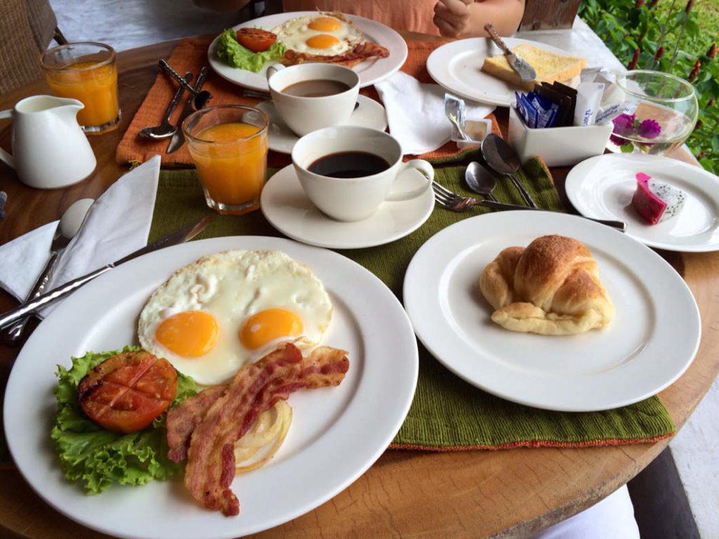 Petit déjeuner: brunch salé ou brunch sucré