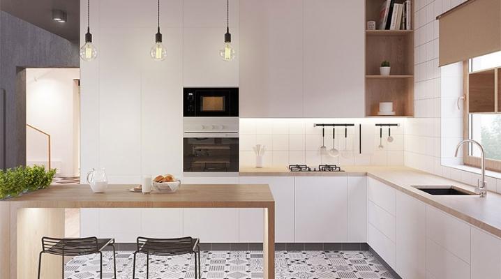 Inviter le style scandinave dans sa cuisine