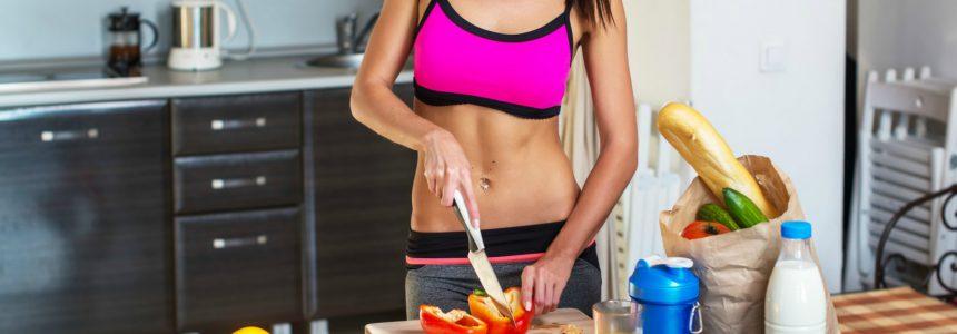 Les aliments qui doivent être sur les assiettes des coureurs