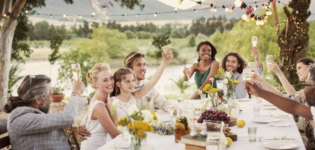 Mariage : des conseils pour réussir au mieux votre vin d'honneur