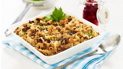 Cuisine finlandaise : à la rencontre d'un gratin aux macaronis un peu spécial