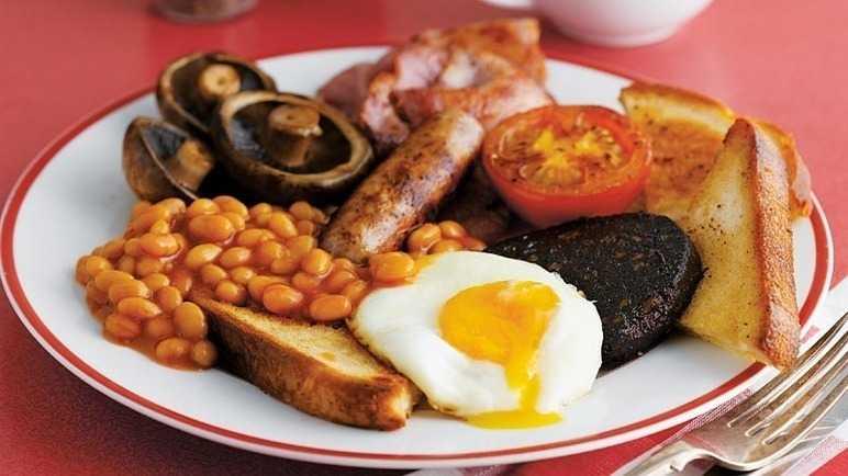 Comment se préparer un « English breakfast » ?